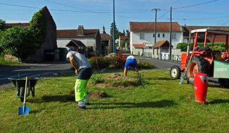 Digging...Tostat May 2015