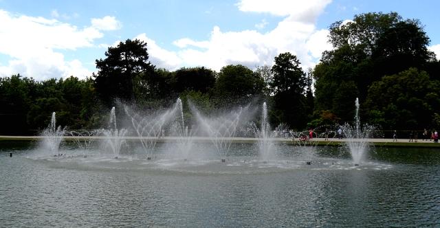 Versailles Mirror Pool 616