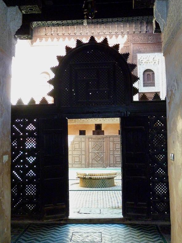 Meknes madrassa 4