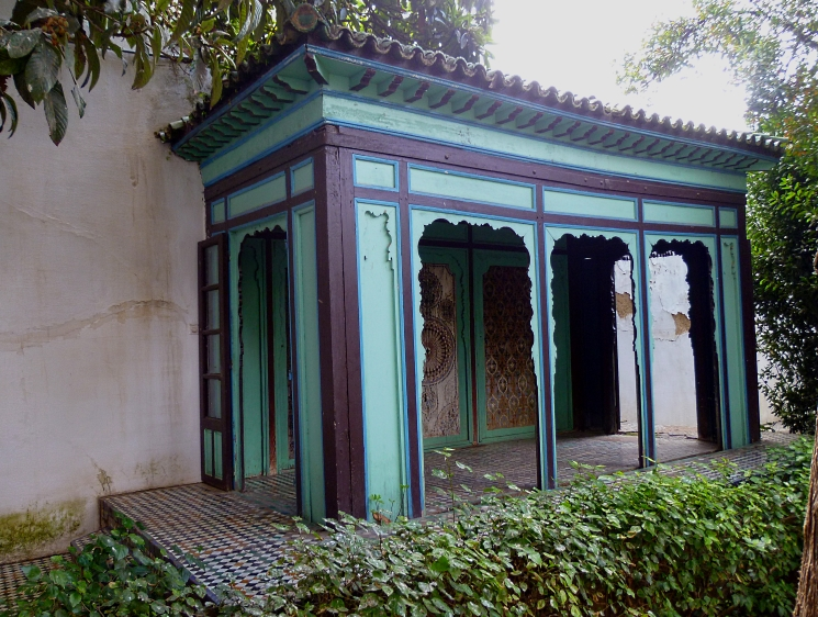 Meknes museum summerhouse