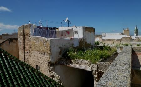 Meknes rooftops