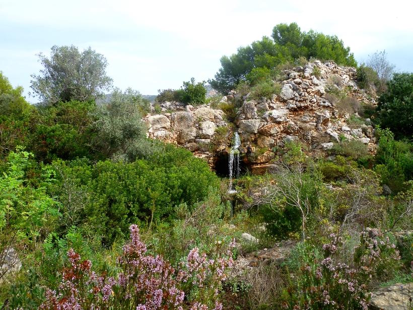 Alicante Albarda cascade 2 1017