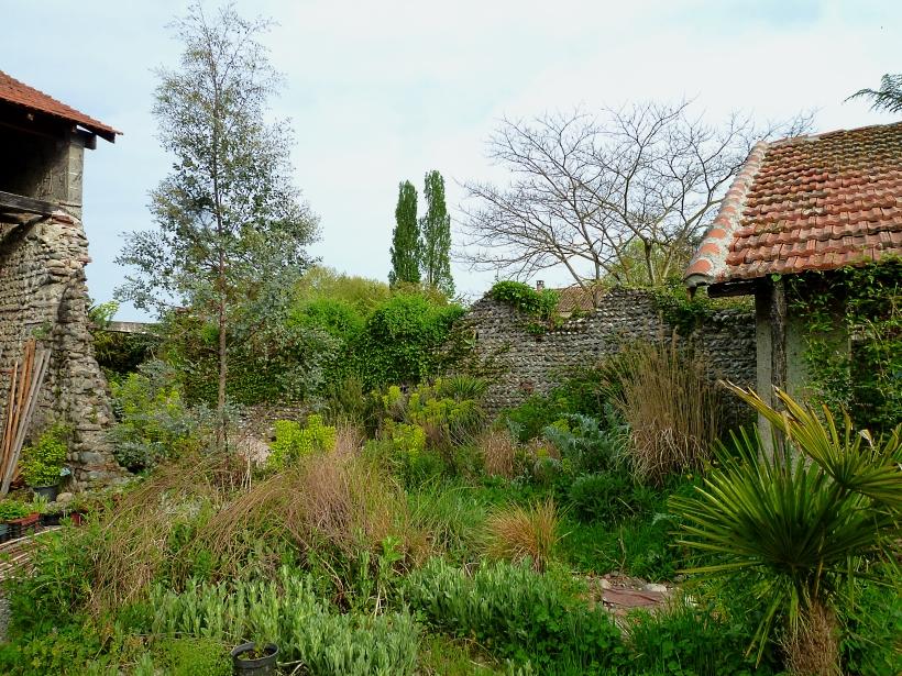 New garden 0418